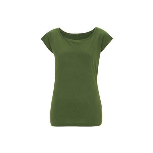 Damski Raglan Bamboo T-shirt N43