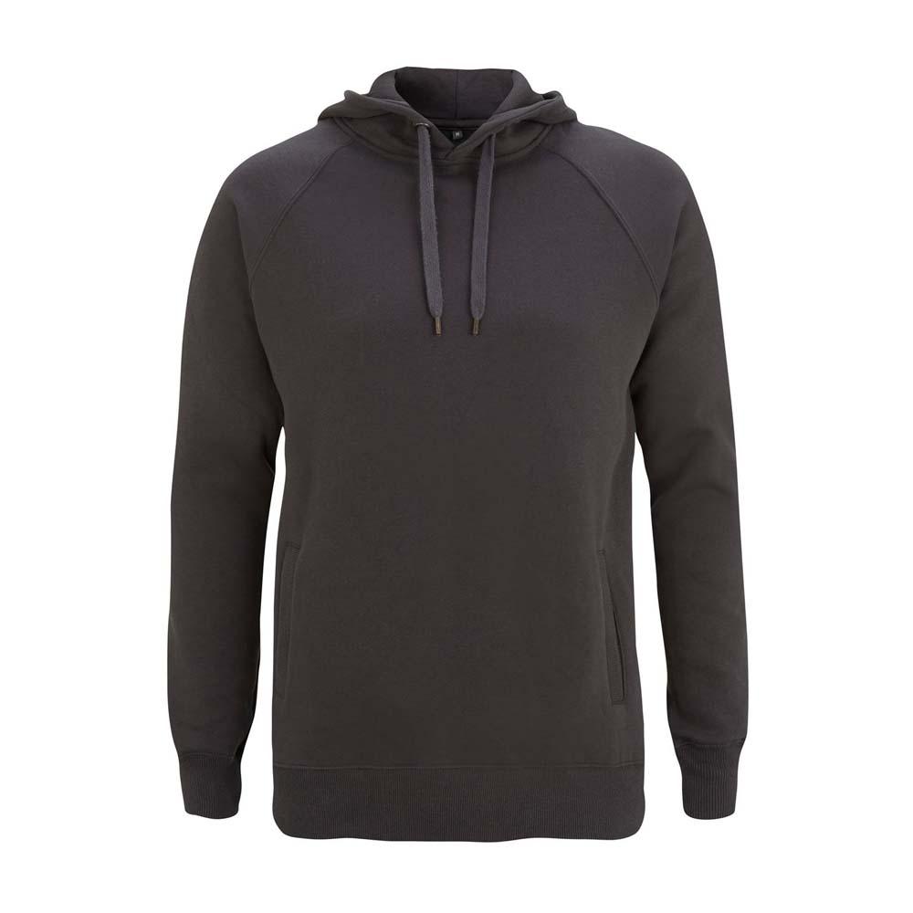 Bluzy - Bluza Unisex Pullover z Kieszeniami N50P - DG - Dark Grey  - RAVEN - koszulki reklamowe z nadrukiem, odzież reklamowa i gastronomiczna