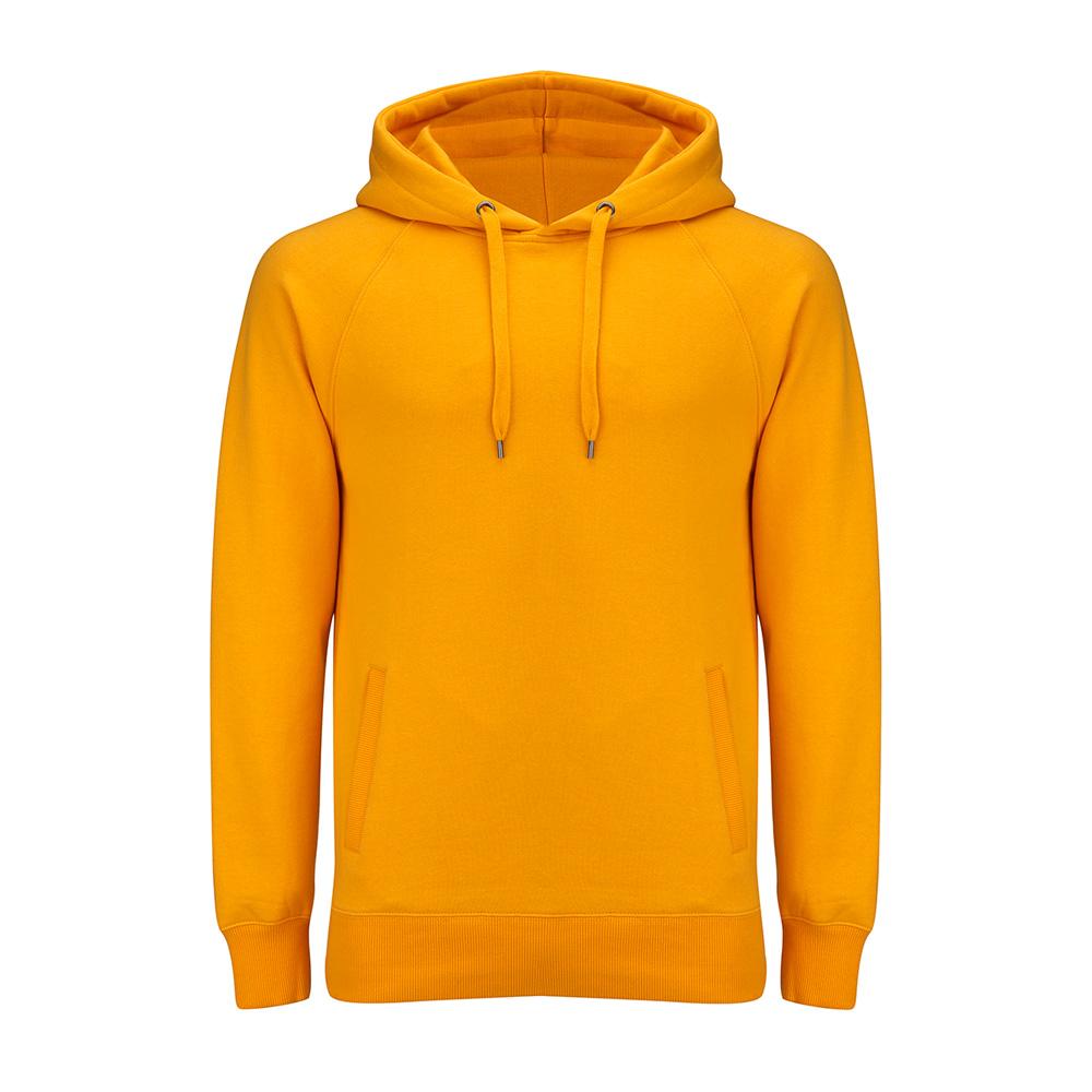 Bluzy - Bluza Unisex Pullover z Kieszeniami N50P - GO - Gold - RAVEN - koszulki reklamowe z nadrukiem, odzież reklamowa i gastronomiczna