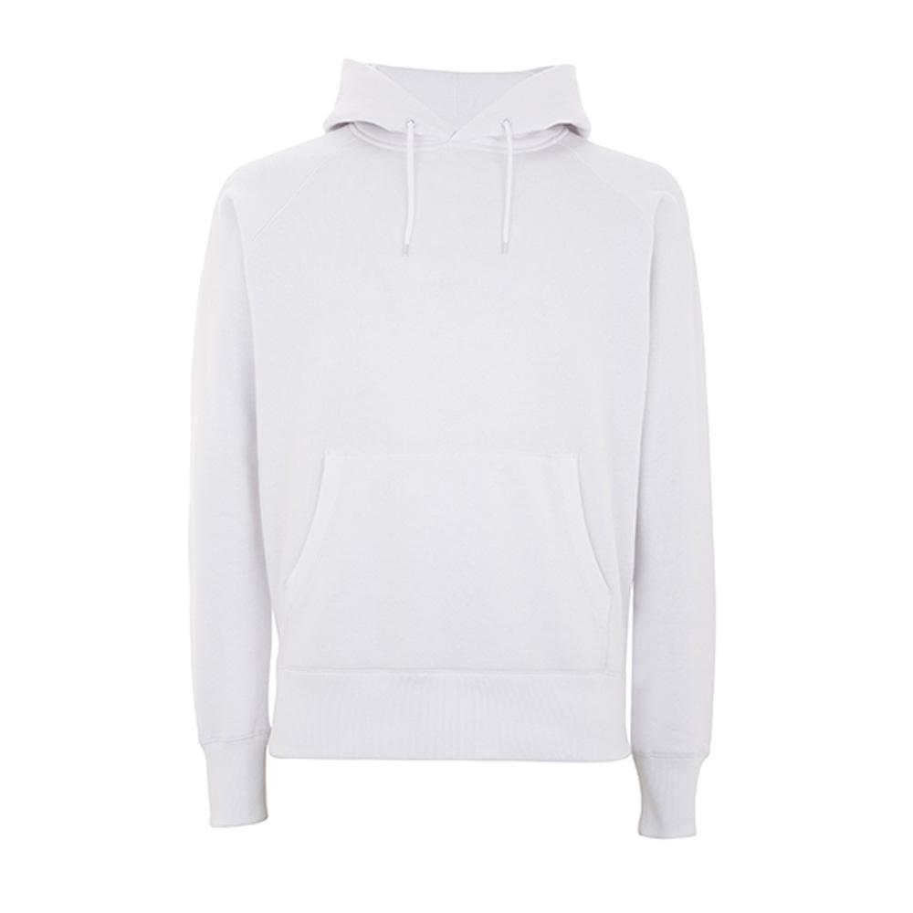 Bluzy - Bluza Unisex Raglan Pullover N51P - WH - White - RAVEN - koszulki reklamowe z nadrukiem, odzież reklamowa i gastronomiczna