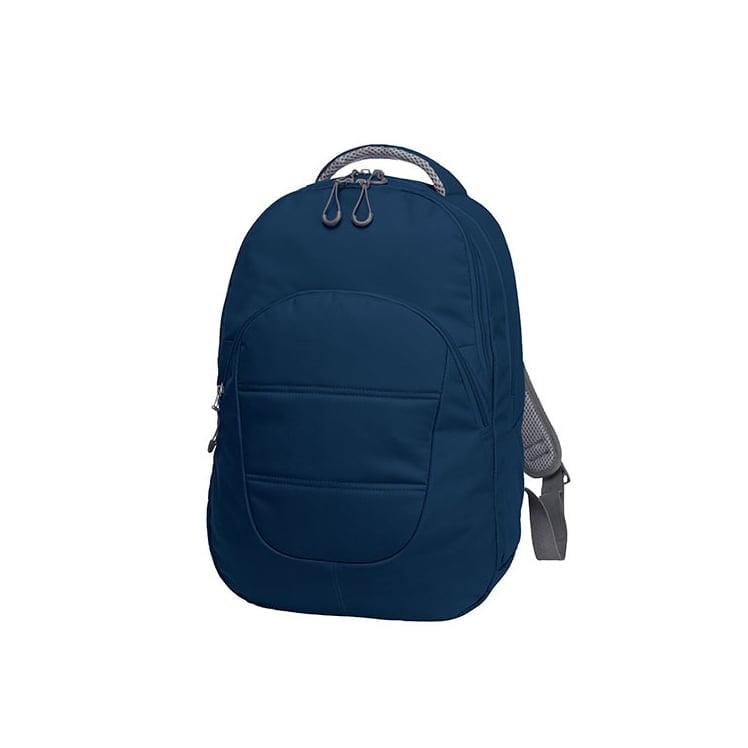 Torby i plecaki - Notebook-Backpack Campus - 1812213 - Navy - RAVEN - koszulki reklamowe z nadrukiem, odzież reklamowa i gastronomiczna