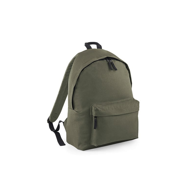 Torby i plecaki - Original Fashion Backpack - BG125 - Olive Green - RAVEN - koszulki reklamowe z nadrukiem, odzież reklamowa i gastronomiczna