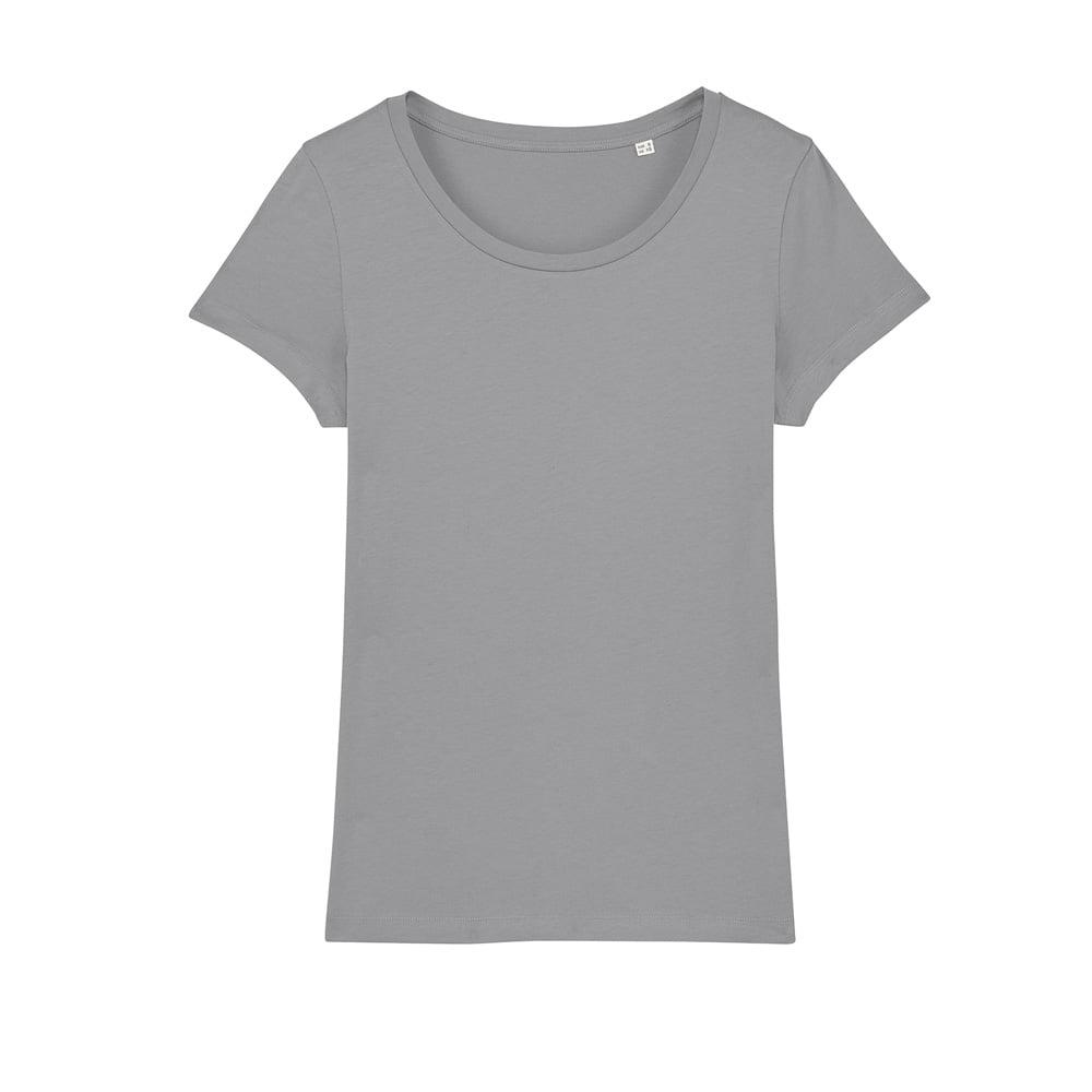 Koszulki T-Shirt - Damski T-shirt Stella Lover - STTW017 - Opal - RAVEN - koszulki reklamowe z nadrukiem, odzież reklamowa i gastronomiczna