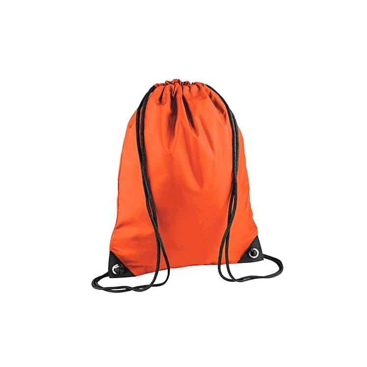 Torby i plecaki - Worek festiwalowy Premium - BG10 - Orange - RAVEN - koszulki reklamowe z nadrukiem, odzież reklamowa i gastronomiczna