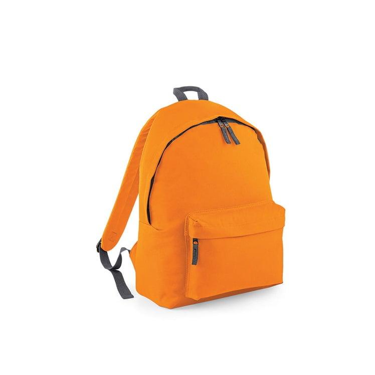 Torby i plecaki - Original Fashion Backpack - BG125 - Orange - RAVEN - koszulki reklamowe z nadrukiem, odzież reklamowa i gastronomiczna