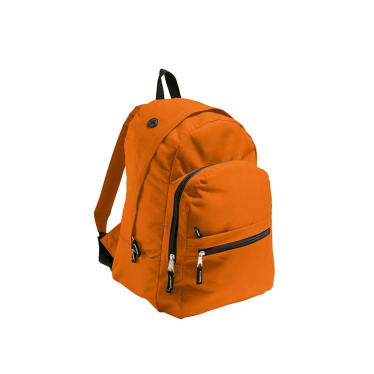 Torby i plecaki - Backpack Express - 70200 - Orange - RAVEN - koszulki reklamowe z nadrukiem, odzież reklamowa i gastronomiczna