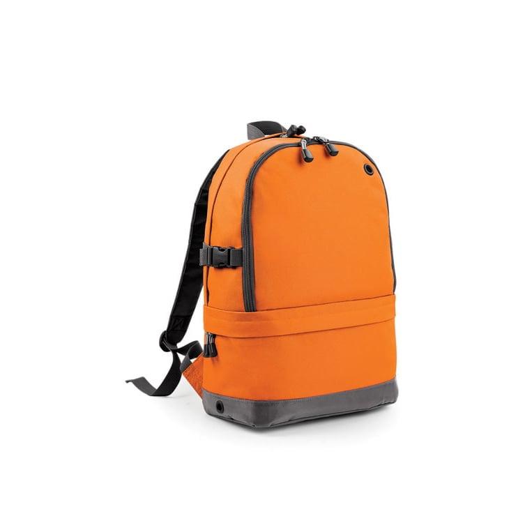 Torby i plecaki - Athleisure Pro Backpack - BG550 - Orange - RAVEN - koszulki reklamowe z nadrukiem, odzież reklamowa i gastronomiczna
