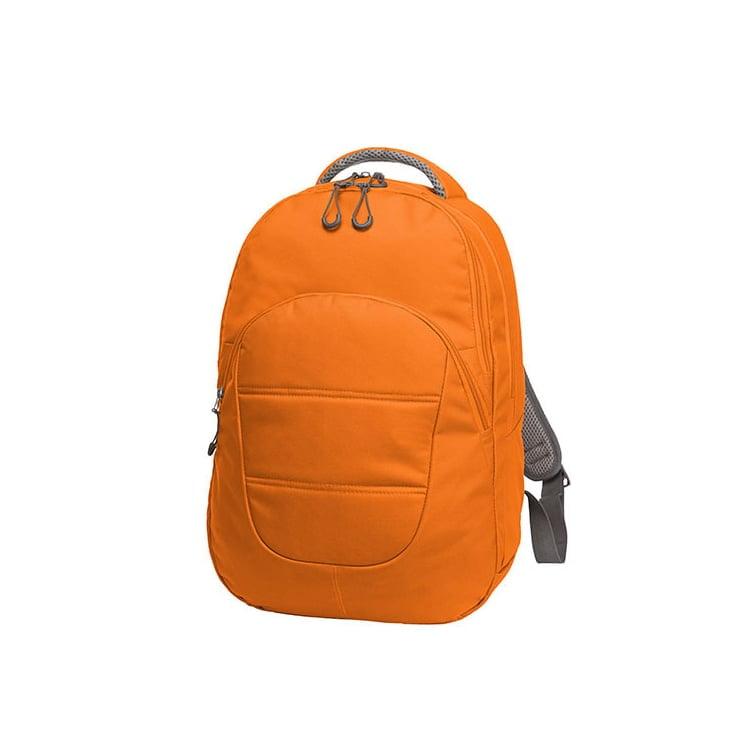 Torby i plecaki - Notebook-Backpack Campus - 1812213 - Orange - RAVEN - koszulki reklamowe z nadrukiem, odzież reklamowa i gastronomiczna
