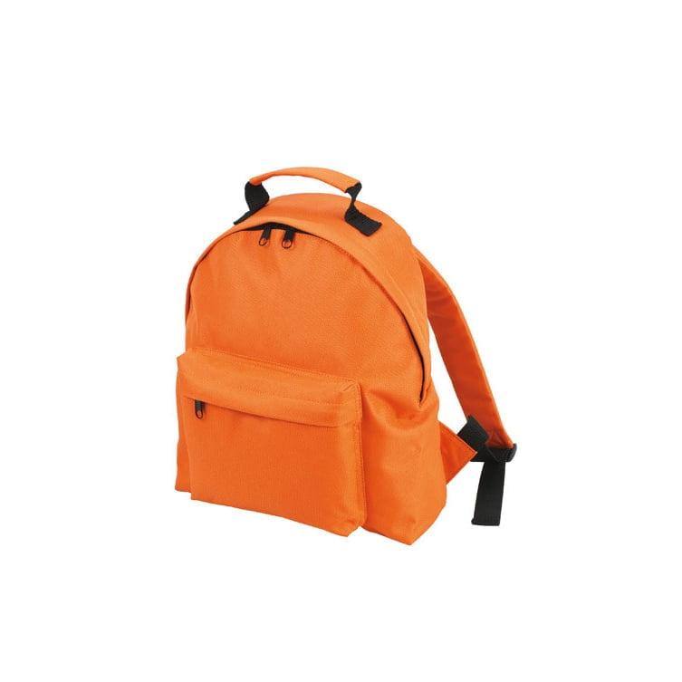 Torby i plecaki - Backpack Kids - 1802722 - Orange - RAVEN - koszulki reklamowe z nadrukiem, odzież reklamowa i gastronomiczna