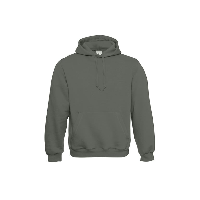 Bluzy - Klasyczna bluza Hooded - B&C WU620 - Millennial Khaki - RAVEN - koszulki reklamowe z nadrukiem, odzież reklamowa i gastronomiczna