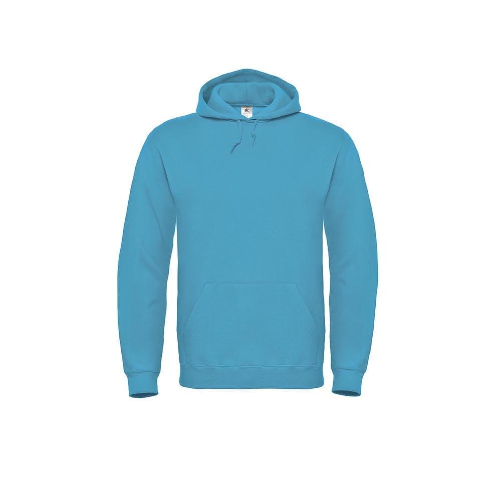 Bluzy - Bluza z kapturem ID.003 - B&C WUI21 - Atoll - RAVEN - koszulki reklamowe z nadrukiem, odzież reklamowa i gastronomiczna