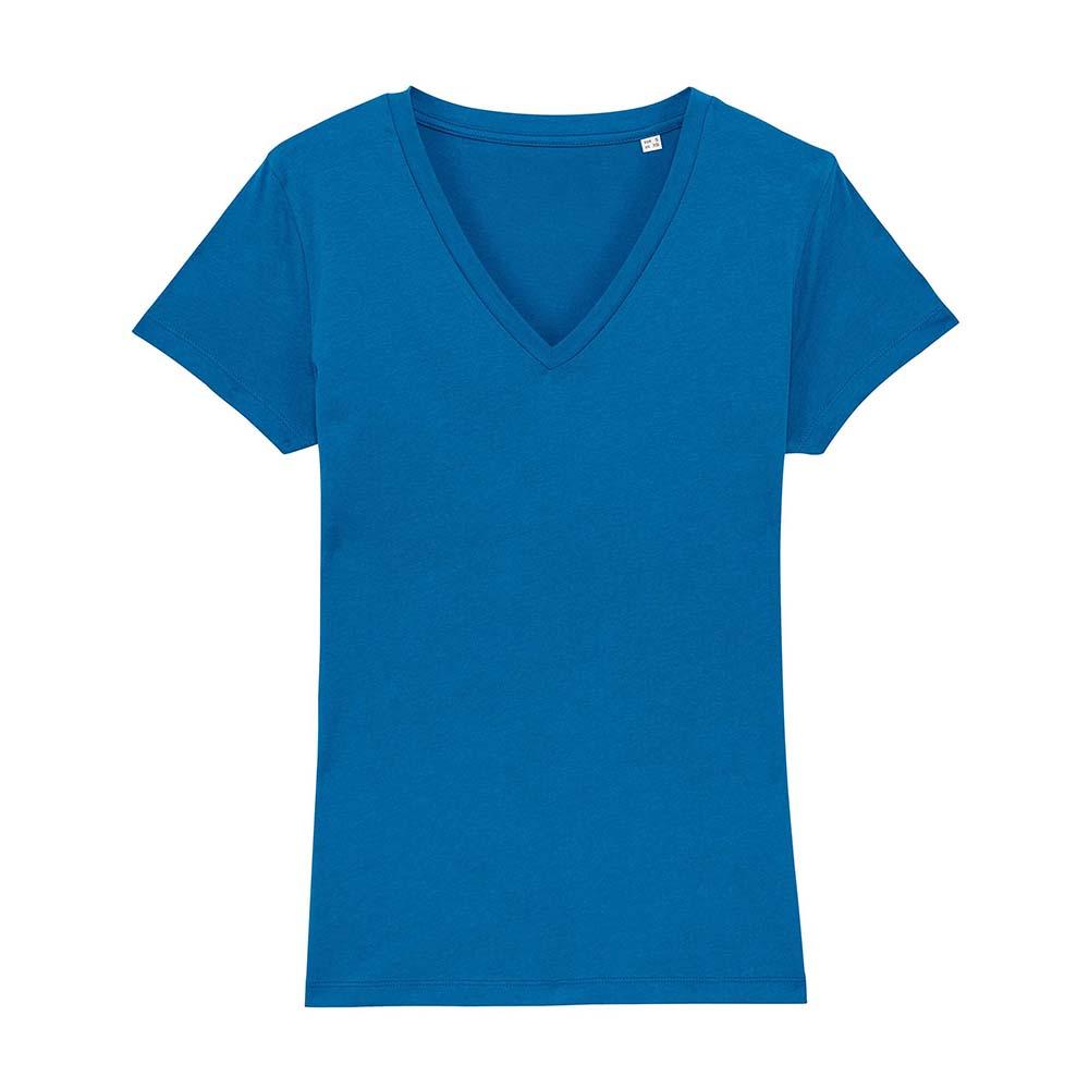 Koszulki T-Shirt - Damski T-shirt Stella Evoker - STTW023 - Royal Blue - RAVEN - koszulki reklamowe z nadrukiem, odzież reklamowa i gastronomiczna