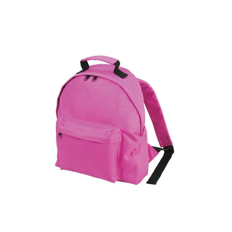 Torby i plecaki - Backpack Kids - 1802722 - Pink - RAVEN - koszulki reklamowe z nadrukiem, odzież reklamowa i gastronomiczna