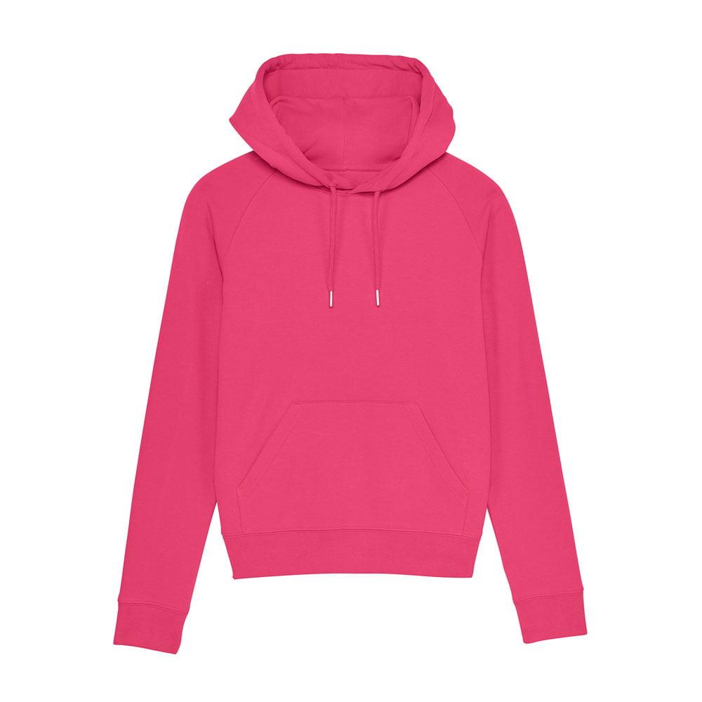 Bluzy - Damska Bluza Stella Trigger - STSW148 - Pink Punch - RAVEN - koszulki reklamowe z nadrukiem, odzież reklamowa i gastronomiczna