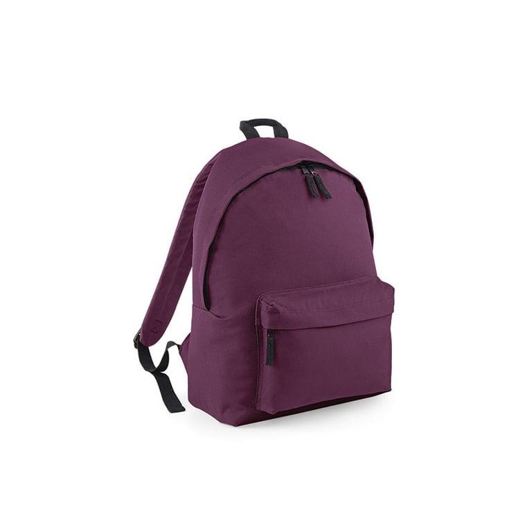 Torby i plecaki - Original Fashion Backpack - BG125 - Plum - RAVEN - koszulki reklamowe z nadrukiem, odzież reklamowa i gastronomiczna