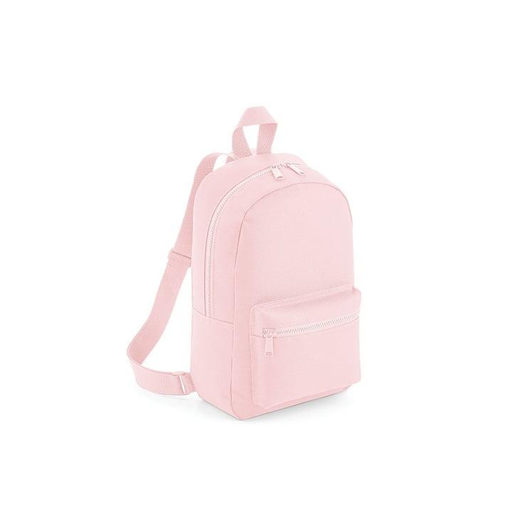 Torby i plecaki -  Zoom Mini Essential Fashion Backpack - BG153 - Powder Pink - RAVEN - koszulki reklamowe z nadrukiem, odzież reklamowa i gastronomiczna