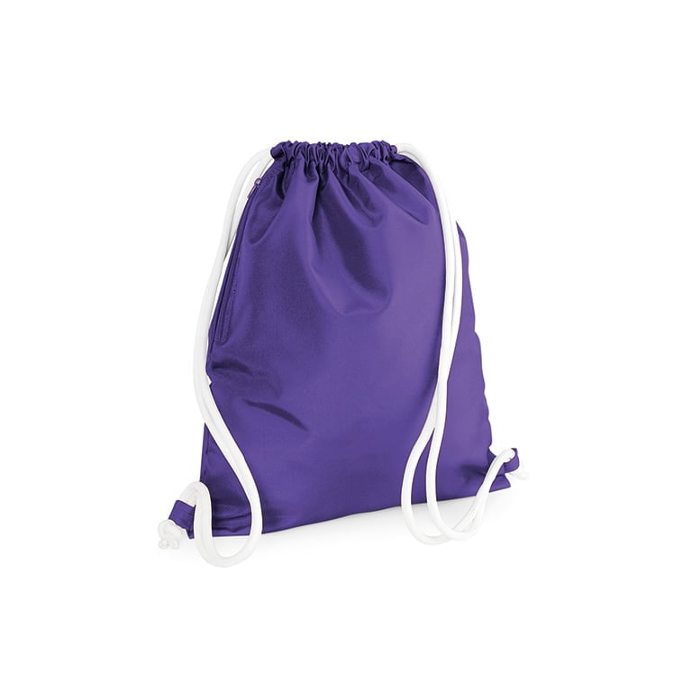 Torby i plecaki - Icon Gymsac - BG110 - Purple - RAVEN - koszulki reklamowe z nadrukiem, odzież reklamowa i gastronomiczna