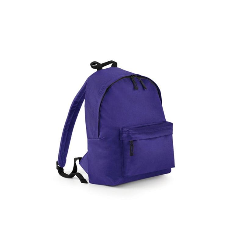 Torby i plecaki - Original Fashion Backpack - BG125 - Purple - RAVEN - koszulki reklamowe z nadrukiem, odzież reklamowa i gastronomiczna