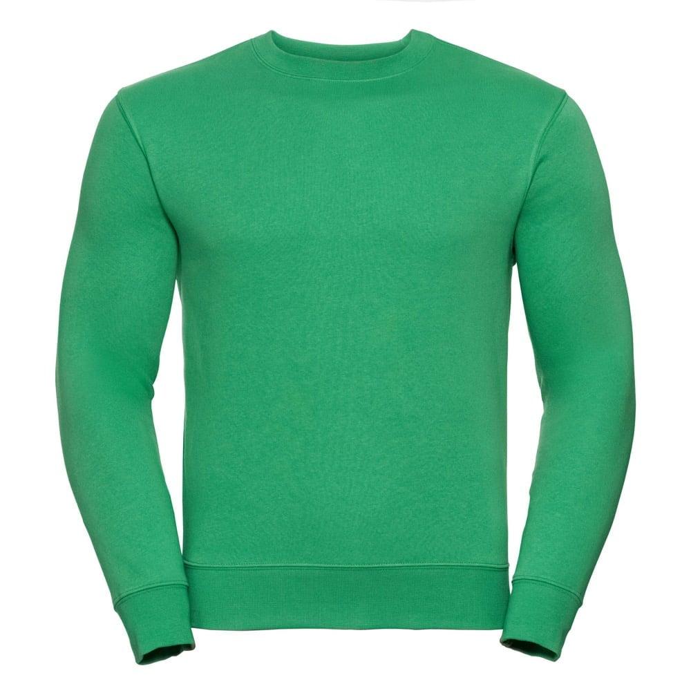 Bluzy - Bluza Crewneck Authentic - Russell R-262M-0 - Apple - RAVEN - koszulki reklamowe z nadrukiem, odzież reklamowa i gastronomiczna