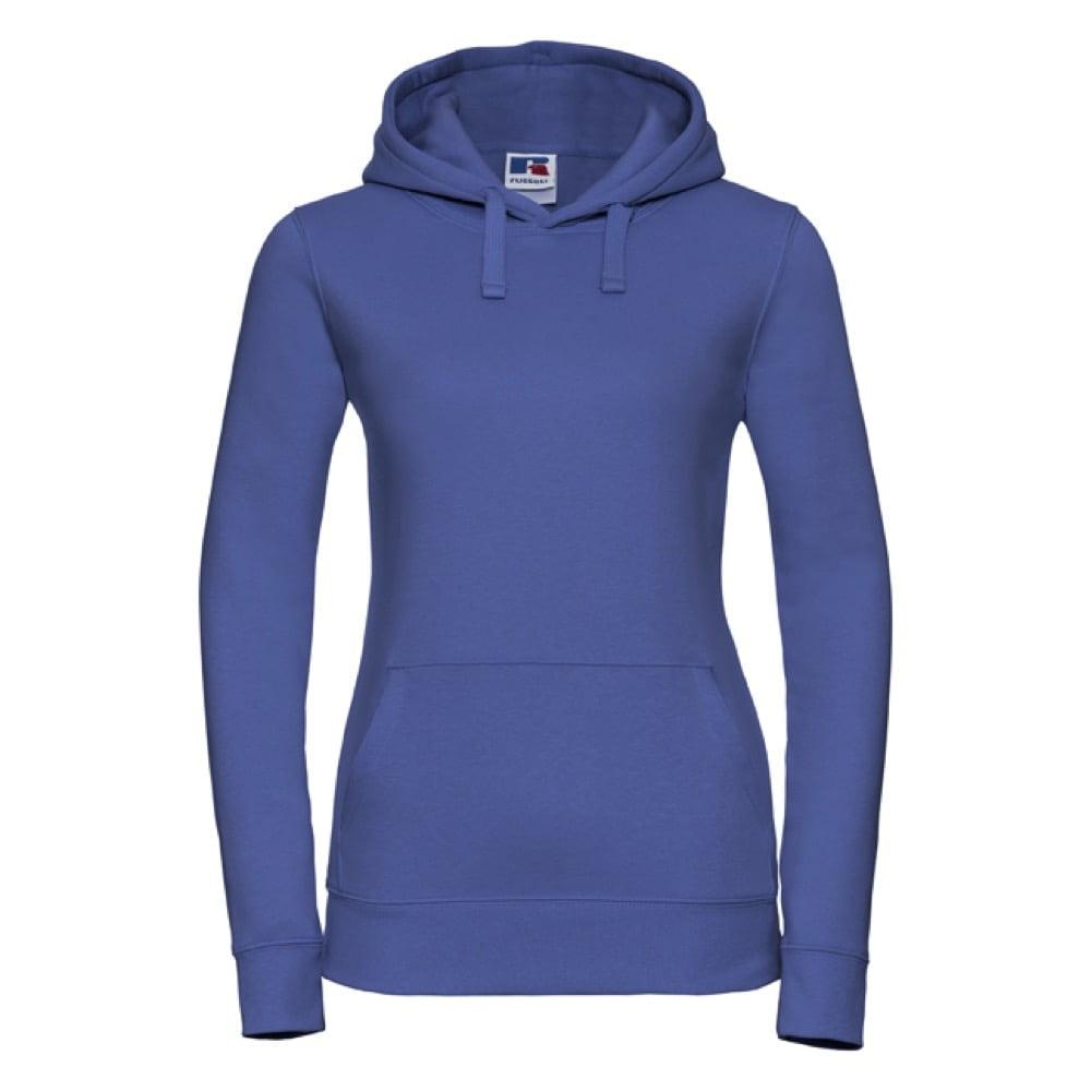 Bluzy - Damska bluza bez zamka Authentic - Russell R-265F-0 - Bright Royal - RAVEN - koszulki reklamowe z nadrukiem, odzież reklamowa i gastronomiczna
