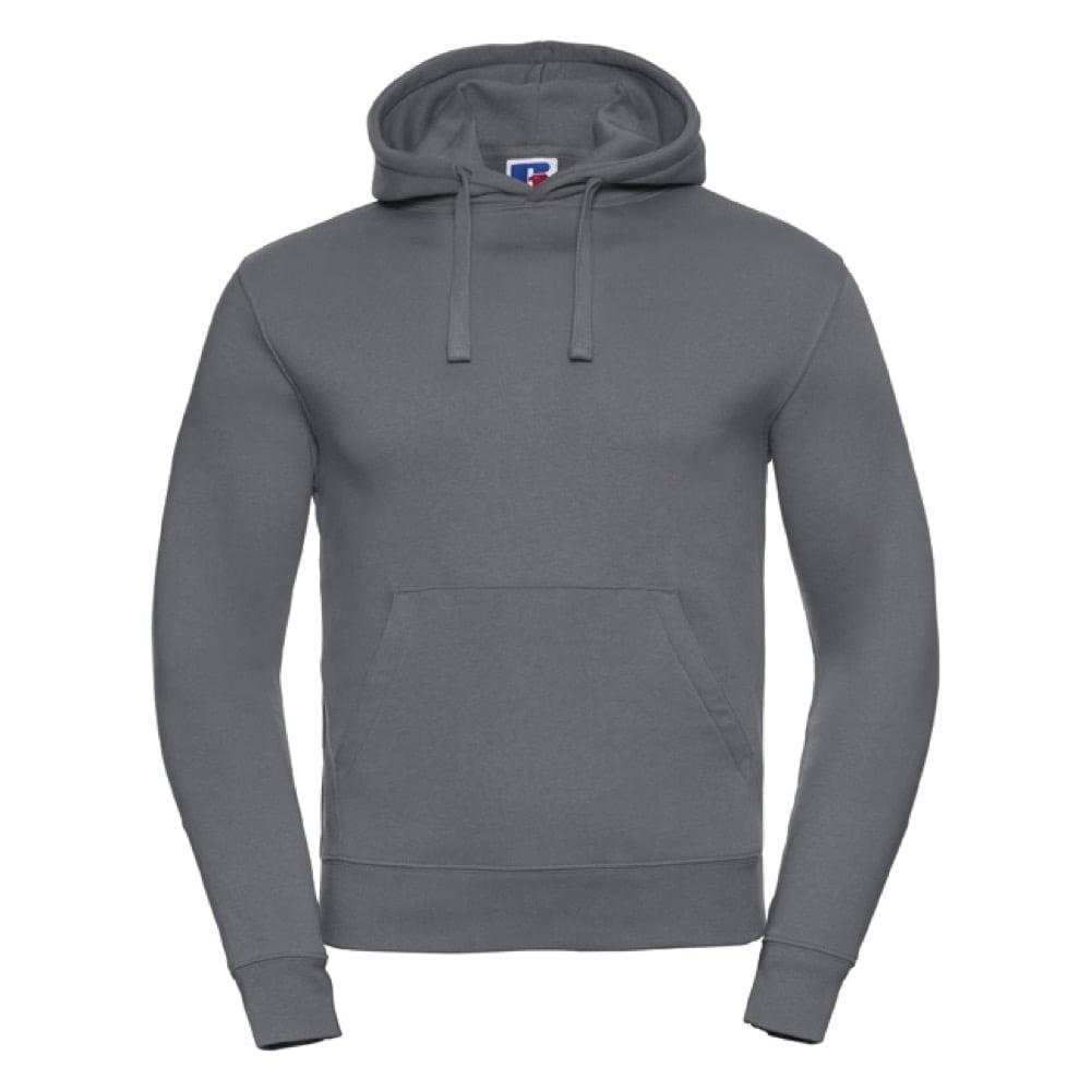 Bluzy - Męska bluza bez zamka Authentic - Russell R-265M-0 - Convoy Grey  - RAVEN - koszulki reklamowe z nadrukiem, odzież reklamowa i gastronomiczna