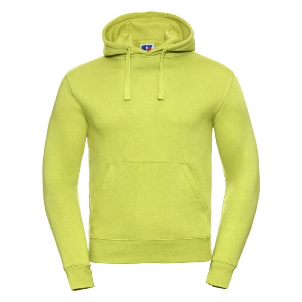 Bluzy - Męska bluza bez zamka Authentic - Russell R-265M-0 - Lime - RAVEN - koszulki reklamowe z nadrukiem, odzież reklamowa i gastronomiczna