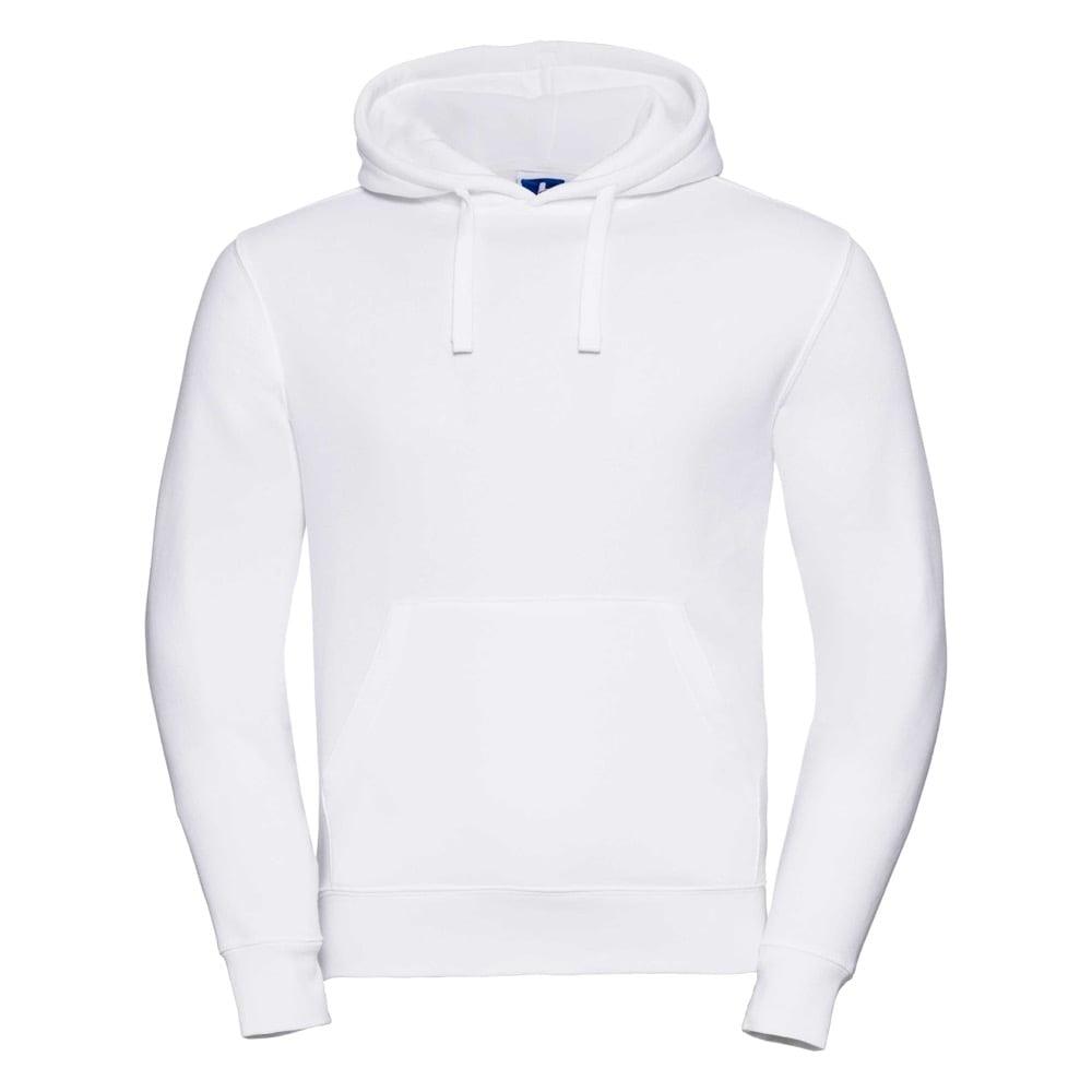 Bluzy - Męska bluza bez zamka Authentic - Russell R-265M-0 - White - RAVEN - koszulki reklamowe z nadrukiem, odzież reklamowa i gastronomiczna