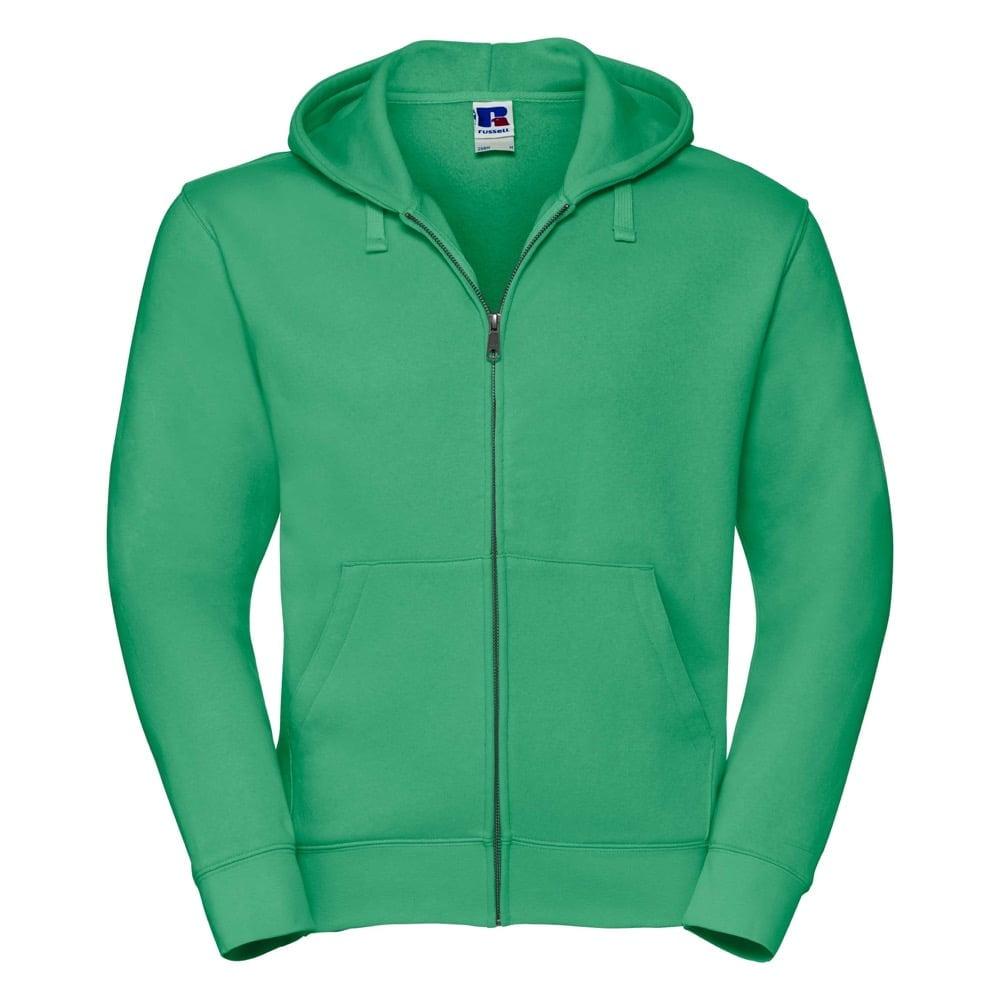 Bluzy - Męska bluza z kapturem Authentic - Russell R-266M-0 - Apple - RAVEN - koszulki reklamowe z nadrukiem, odzież reklamowa i gastronomiczna