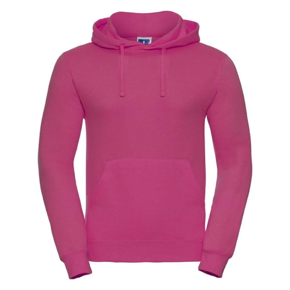 Bluzy - Bluza z kapturem hooded - Russell R-575M-0 - Fuchsia - RAVEN - koszulki reklamowe z nadrukiem, odzież reklamowa i gastronomiczna