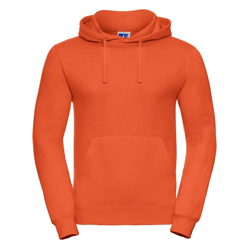 Bluzy - Bluza z kapturem hooded - Russell R-575M-0 - Orange - RAVEN - koszulki reklamowe z nadrukiem, odzież reklamowa i gastronomiczna