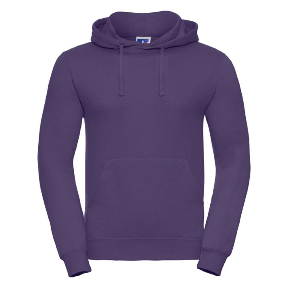 Bluzy - Bluza z kapturem hooded - Russell R-575M-0 - Purple - RAVEN - koszulki reklamowe z nadrukiem, odzież reklamowa i gastronomiczna