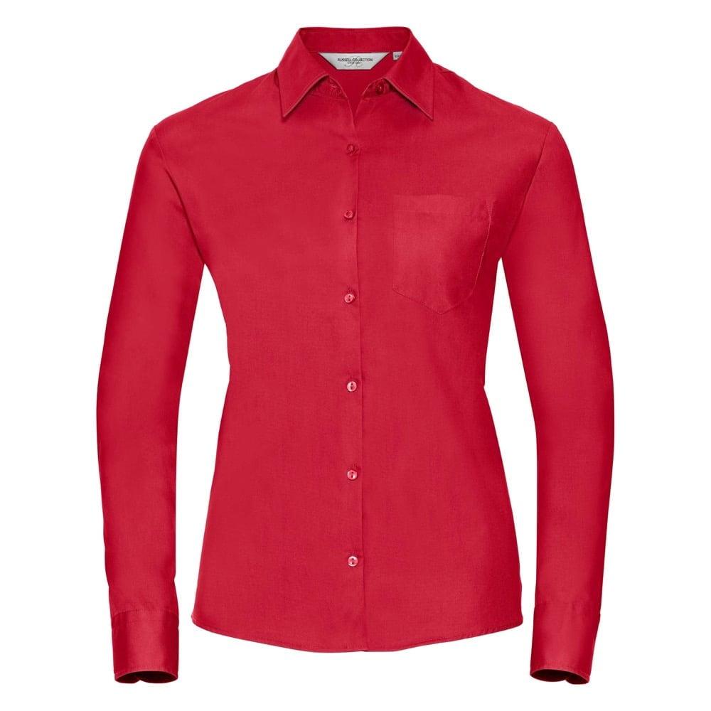 Damska klasyczna bluzka Polycotton
