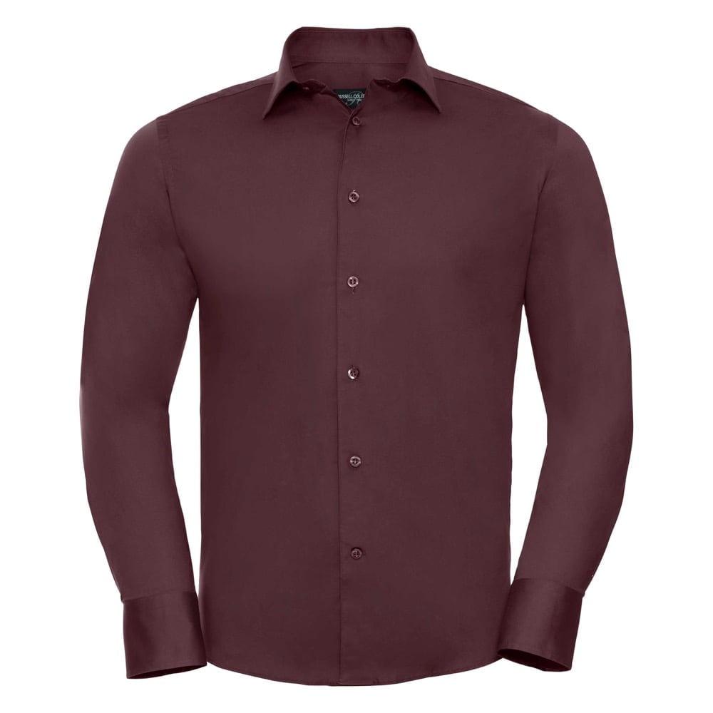 Męska dopasowana koszula Stretch