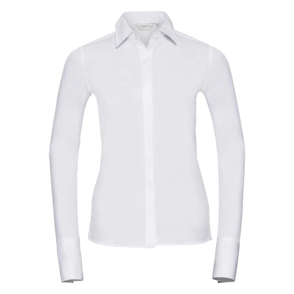 Damska taliowana koszula Ultimate z dodatkiem stretchu