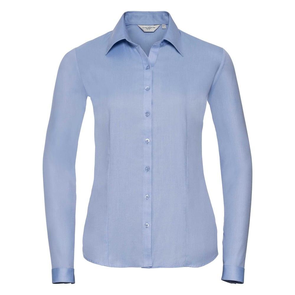 Damska taliowana bluzka Herringbone