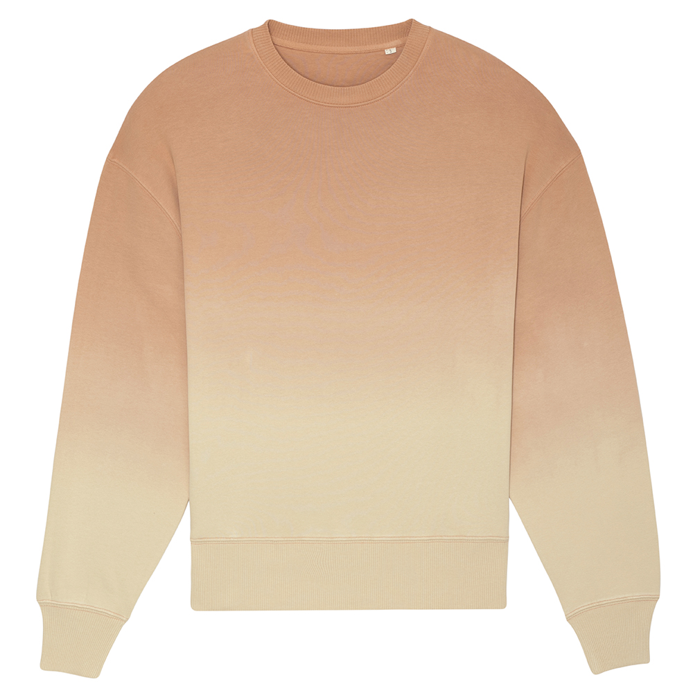 Bluzy - Bluza unisex Radder Dip Dye - RAVEN - koszulki reklamowe z nadrukiem, odzież reklamowa i gastronomiczna