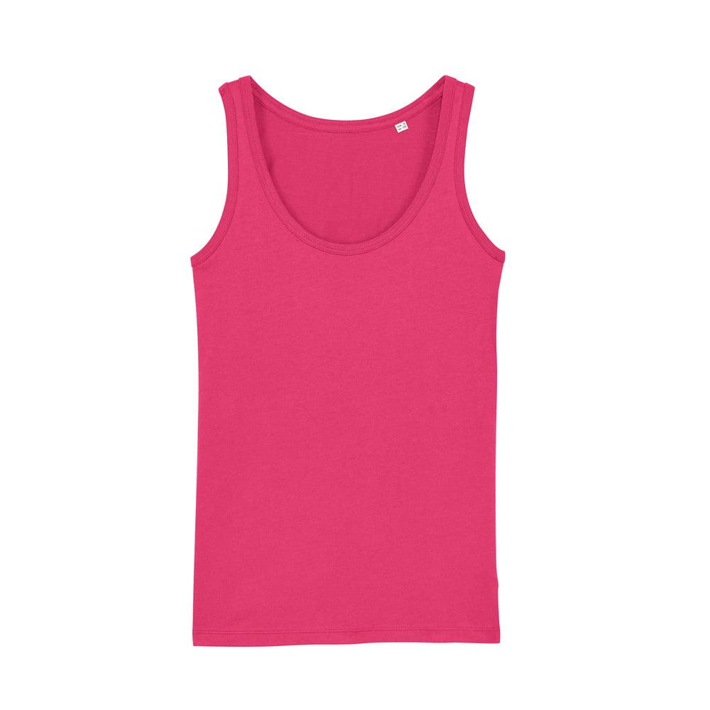 Koszulki T-Shirt - Damski Tank Top Stella Dreamer - STTW013 - Raspberry - RAVEN - koszulki reklamowe z nadrukiem, odzież reklamowa i gastronomiczna