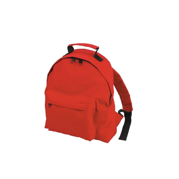 Torby i plecaki - Backpack Kids - 1802722 - Red - RAVEN - koszulki reklamowe z nadrukiem, odzież reklamowa i gastronomiczna