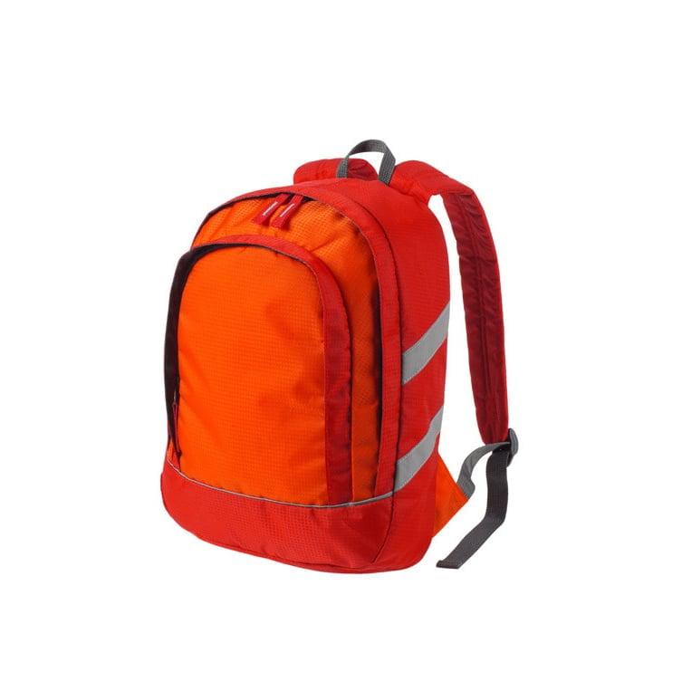 Torby i plecaki - Backpack Toddler - 1807780 - Red - RAVEN - koszulki reklamowe z nadrukiem, odzież reklamowa i gastronomiczna