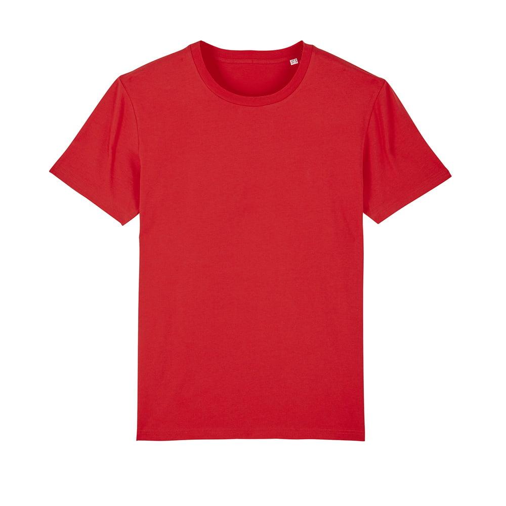 Koszulki T-Shirt - T-shirt unisex Creator - STTU755 - Red - RAVEN - koszulki reklamowe z nadrukiem, odzież reklamowa i gastronomiczna