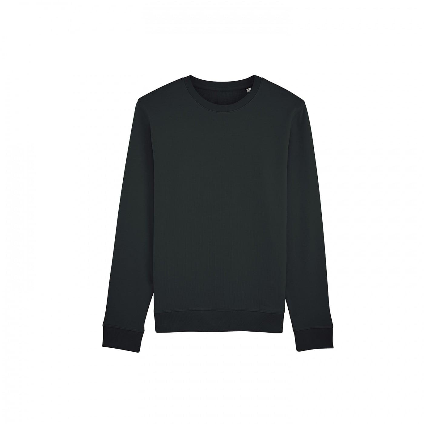 Bluzy - Bluza Crewneck Rise - Stanley/Stella STSU811 - Black - RAVEN - koszulki reklamowe z nadrukiem, odzież reklamowa i gastronomiczna