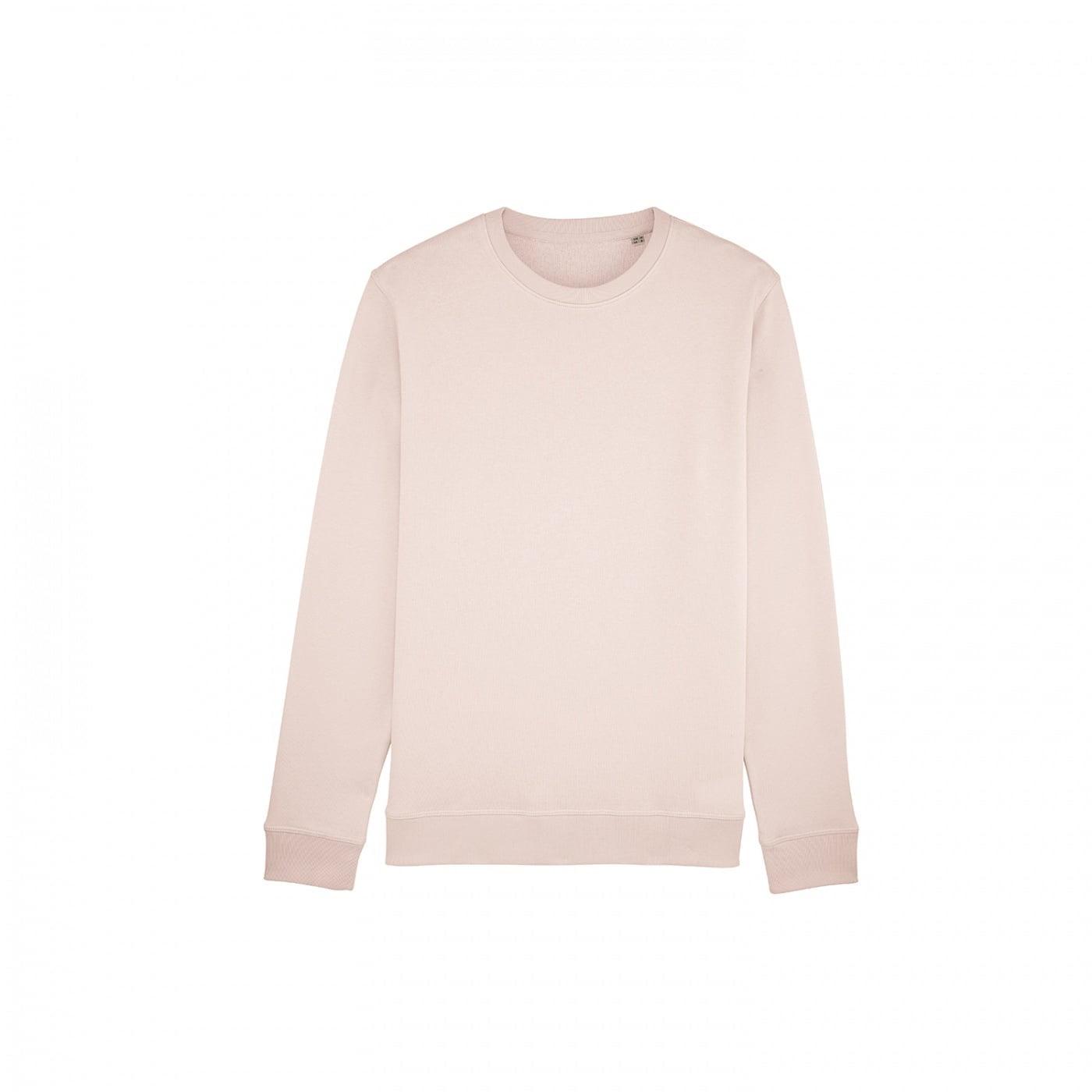 Bluzy - Bluza Crewneck Rise - Stanley/Stella STSU811 - Candy Pink - RAVEN - koszulki reklamowe z nadrukiem, odzież reklamowa i gastronomiczna