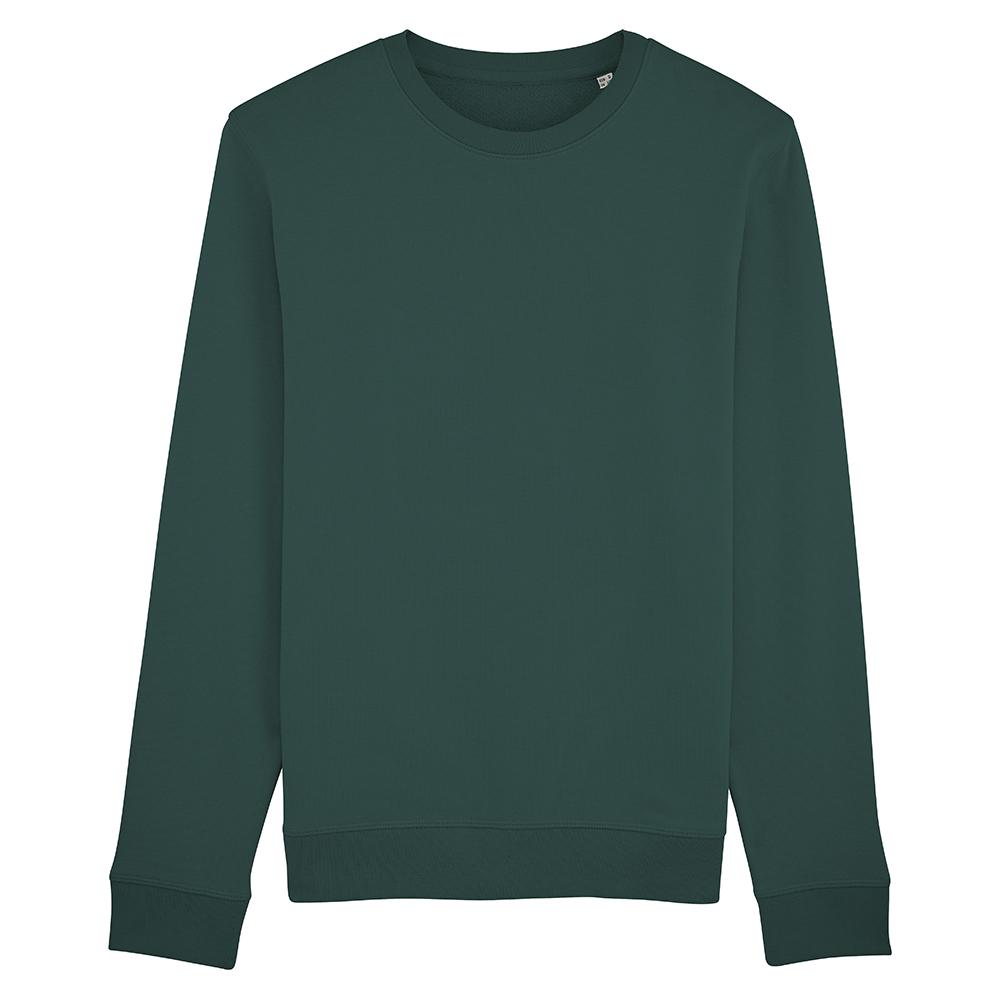 Bluzy - Bluza Crewneck Rise - Stanley/Stella STSU811 - Glazed Green - RAVEN - koszulki reklamowe z nadrukiem, odzież reklamowa i gastronomiczna