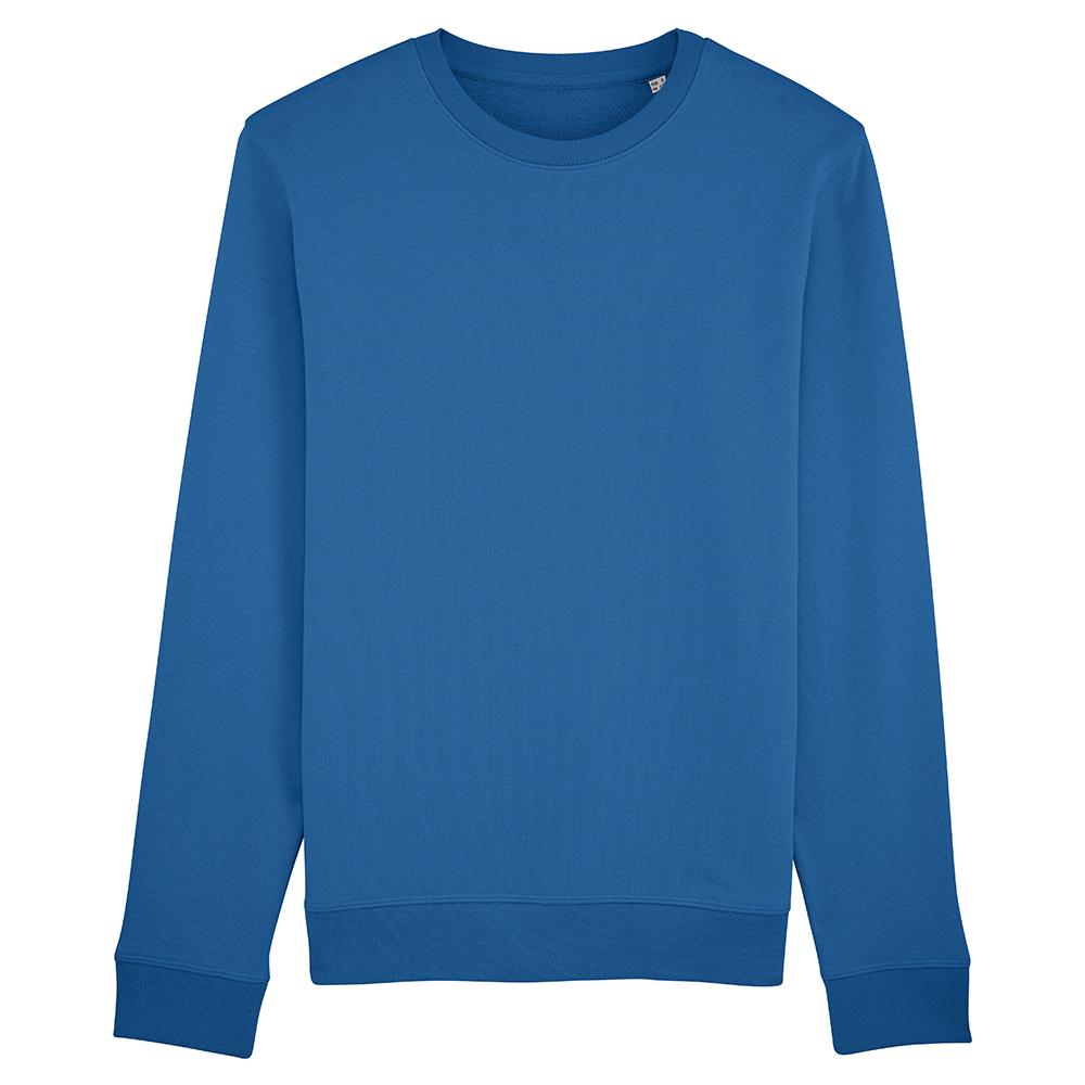 Bluzy - Bluza Crewneck Rise - Stanley/Stella STSU811 - Royal Blue - RAVEN - koszulki reklamowe z nadrukiem, odzież reklamowa i gastronomiczna