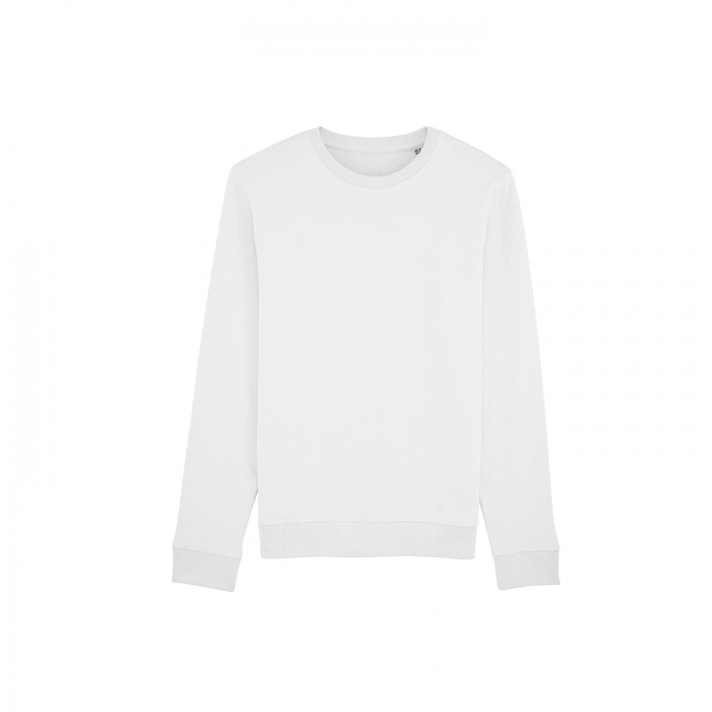 Bluzy - Bluza Crewneck Rise - Stanley/Stella STSU811 - White - RAVEN - koszulki reklamowe z nadrukiem, odzież reklamowa i gastronomiczna