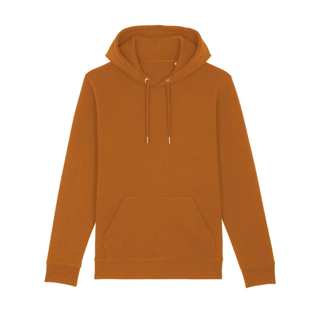Bluzy - Bluza Unisex z Kapturem Cruiser - STSU822 - Roasted Orange - RAVEN - koszulki reklamowe z nadrukiem, odzież reklamowa i gastronomiczna