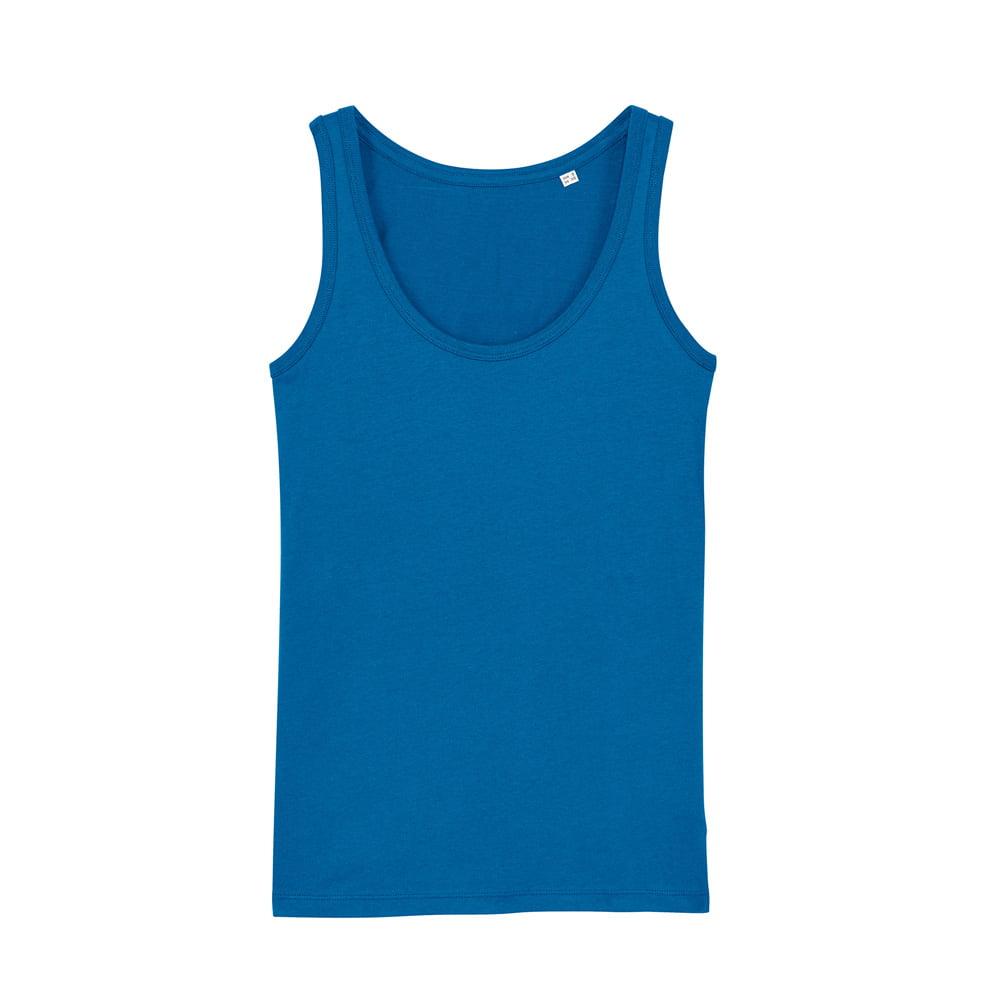 Koszulki T-Shirt - Damski Tank Top Stella Dreamer - STTW013 - Royal Blue - RAVEN - koszulki reklamowe z nadrukiem, odzież reklamowa i gastronomiczna