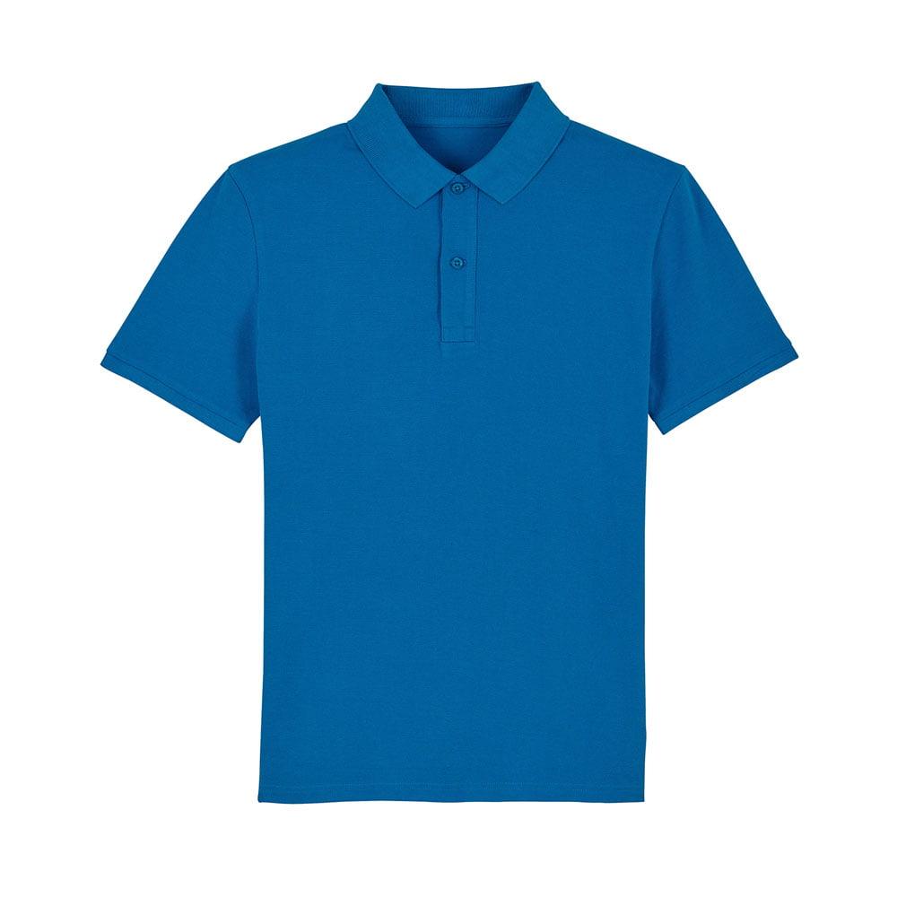 Koszulki Polo - Męska koszulka Polo Stanley Dedicator - STPM563 - Royal Blue - RAVEN - koszulki reklamowe z nadrukiem, odzież reklamowa i gastronomiczna