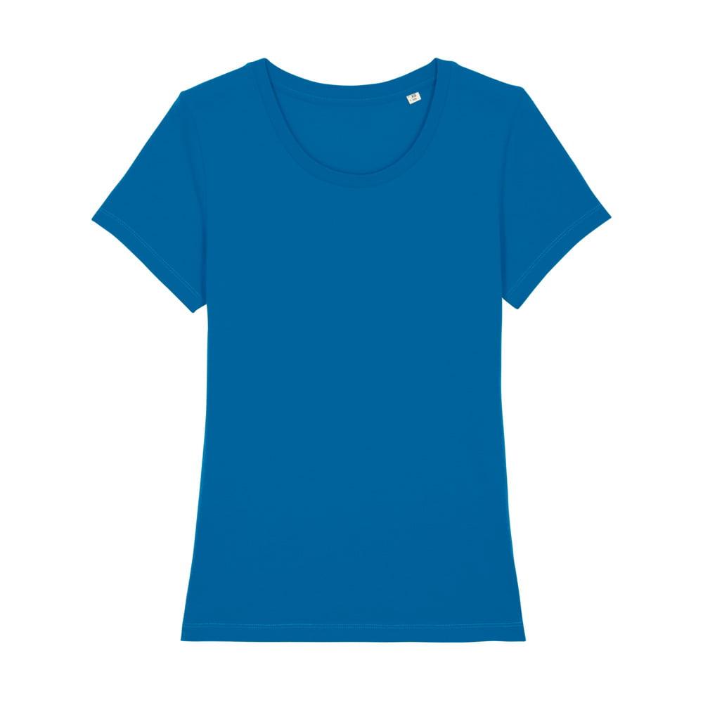Koszulki T-Shirt - Damski T-shirt Stella Expresser - STTW032 - Royal Blue - RAVEN - koszulki reklamowe z nadrukiem, odzież reklamowa i gastronomiczna