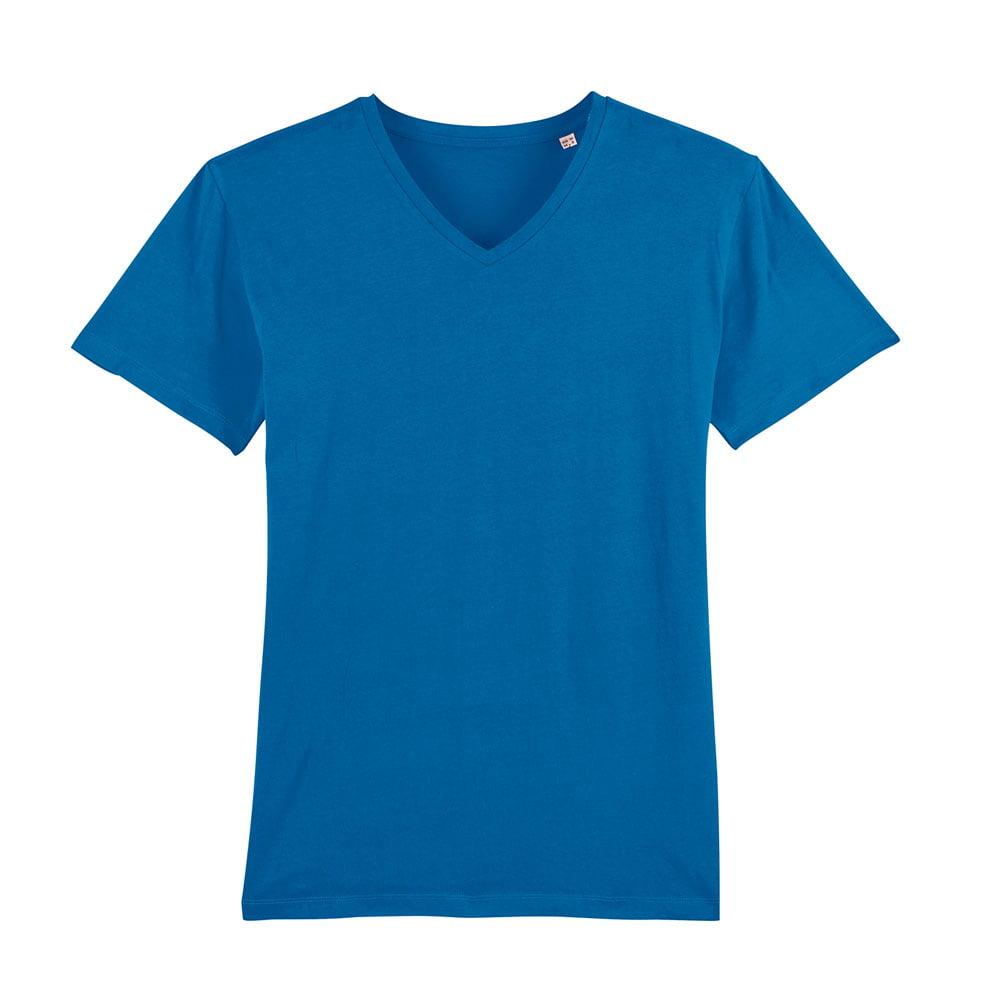 Koszulki T-Shirt - Męski T-shirt Stanley Presenter - STTM562 - Royal Blue - RAVEN - koszulki reklamowe z nadrukiem, odzież reklamowa i gastronomiczna